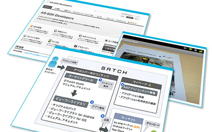 スマホアプリ開発用SDK配信ポータルサービス
